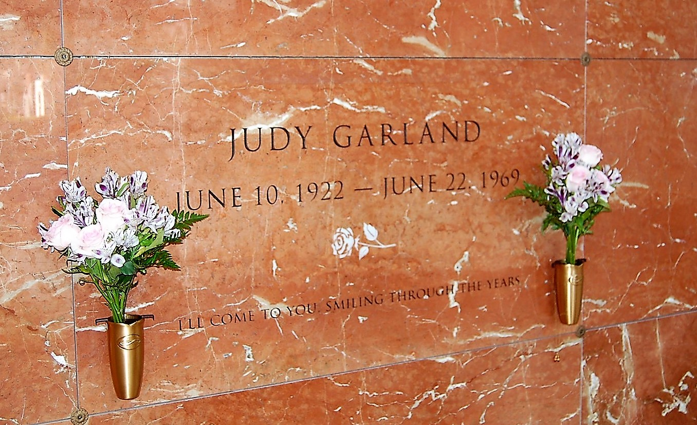 Judy Garland: her death and afterlife « HOLLYWOODLAND
