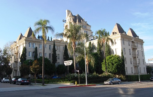 The hollywood tower apartments latest bestapartment 2018 for Le elle apartments west hollywood