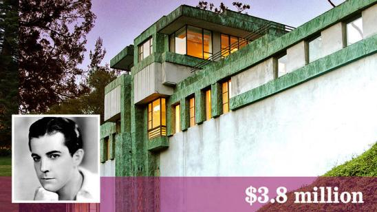 Celebrity Real Estate HOLLYWOODLAND